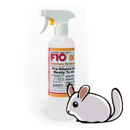 F10 SC Veterinary Disinfectant OR/RF
