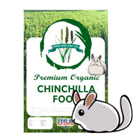 Twin Oak Chinchilla Premium Organic Food